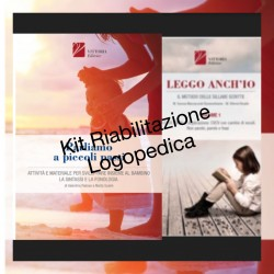 Kit Riabilitazione Logopedica