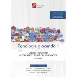 Fonologia giocando vol. 1 isbn 978-88-98719-16-7
