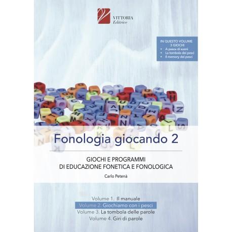 Fonologia giocando vol. 2 isbn 978-88-98719-17-4