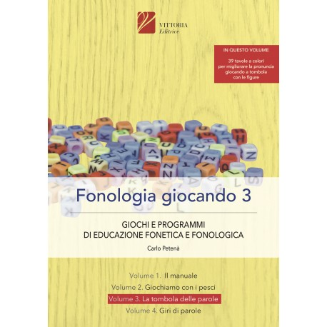 Fonologia giocando vol. 3 isbn 978-88-98719-18-1